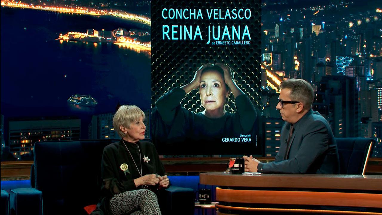 Concha Velasco y Andreu Buenafuente