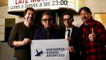 Bardem, Andreu Buenafuente y Berto Romero